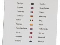 Finn rätt ord på 8 språk