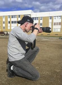 Tomas Hansson - Redaktör/Editor