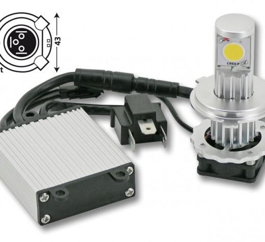 Zodiac uppgraderar halogen till LED