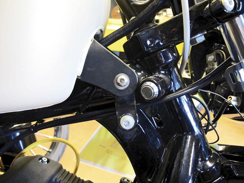 Tanklyft från Motorcycle Storehouse