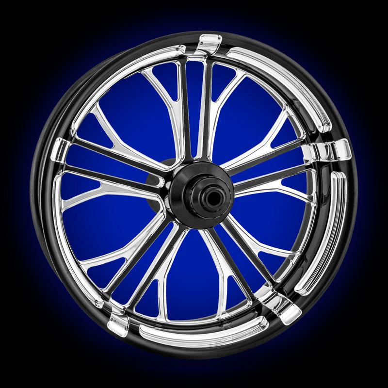 PMs Dixon-hjul utstrålar elegans