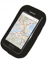 Med telefonen som navigator