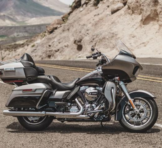 Harley-Davidsons nya flaggskepp – Road Glide Ultra 2016
