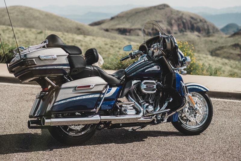 Harley-Davidson CVO Ultra Limited 2016