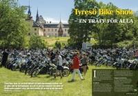 Event: Tyresö Bike Show – en träff för alla