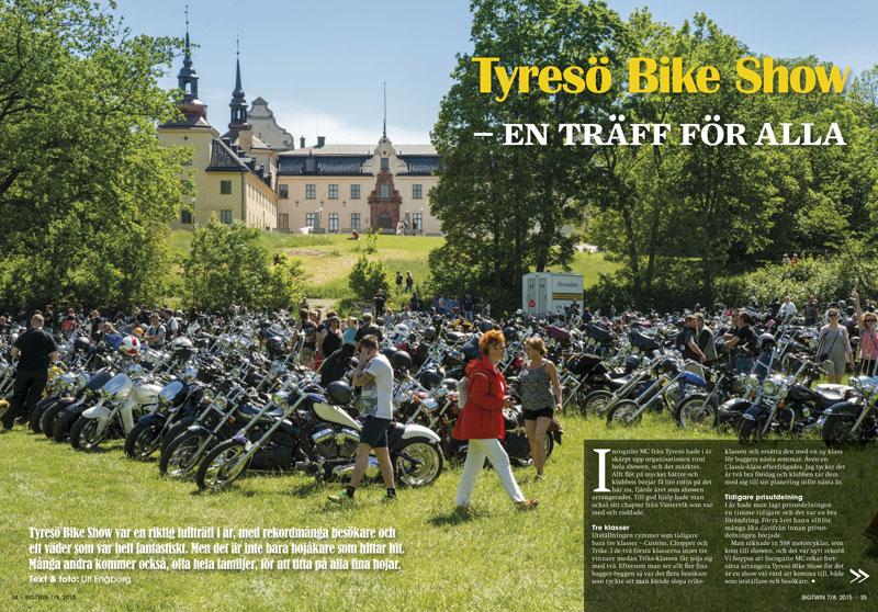 Tyresö Bike Show