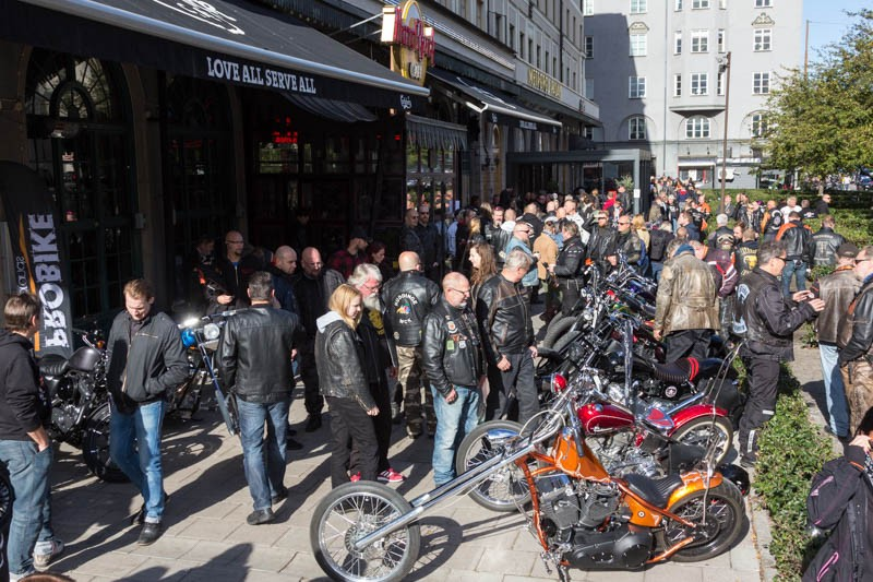 Hard Rock Bike Show 2015