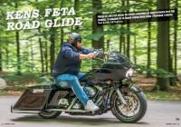 Kens Road Glide-bagger