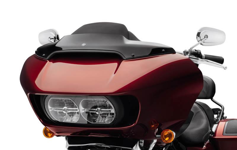 Harley-Davidsons lågprofilruta till Road Glide