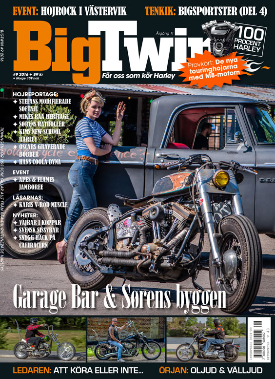BigTwin 9, 2016