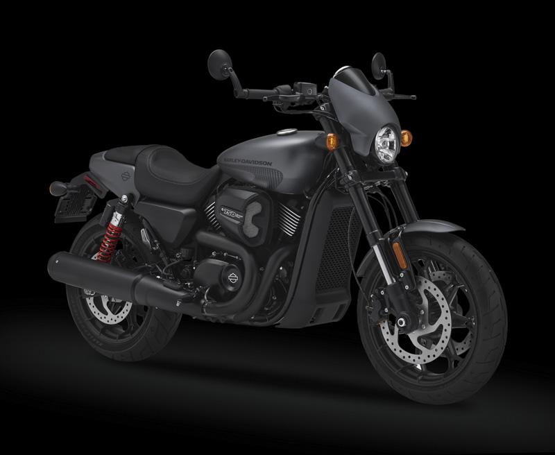 Harley-Davidson Street Rod XG750