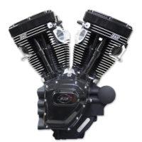 Bamsemotor nu i svart