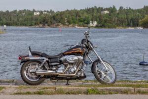 Hans Wikstens Harley-Davidson Dyna Wide Glide CVO
