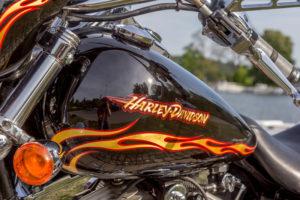 Lacken har Harley-Davidson verkligen lyckats med.