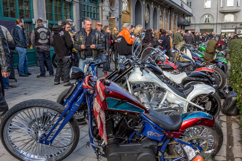 Hard Rock Bike Show 2018